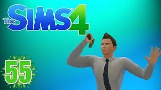 """Rocket Man!! """"Sims 4"""" Ep.55"""