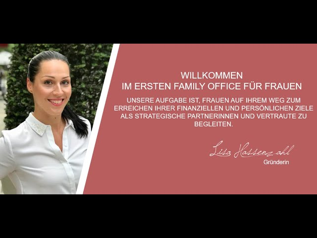 Video - Lisa Hassenzahl: Was bedeutet Finanzplanung für mich?