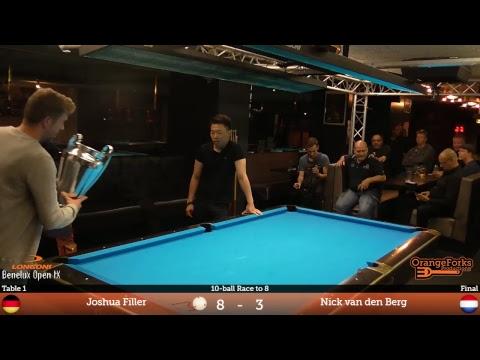 Longoni Benelux Open 2017 - THE FINAL