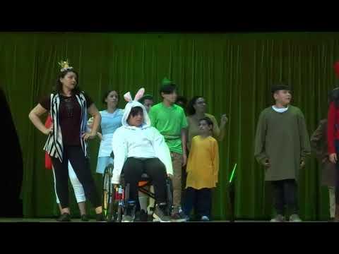 Shrek the Musical Jr Camp Broadway Miami 2017