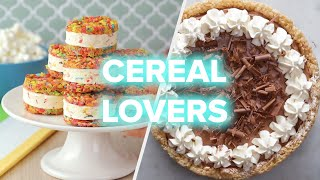 Delicious Cereal Desserts That Don't Require A Spoon • Tasty
