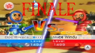 road to the pros wii sports resort swordplay duel finale