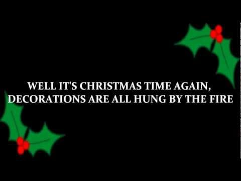 Christmas All Over Again (Tom Petty & The Heartbreakers karaoke) .wmv