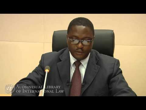Adelardus Kilangi on Regional Integration in Africa