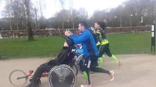 2016.04.17 Copenhagen Half Marathon. Handicaps
