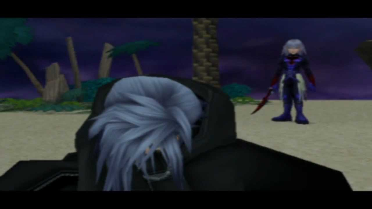 Kingdom Hearts ReChain of Memories Riku Zexion