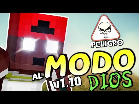 UN HACKER EN MINECRAFT AL MODO DIOS #2 | Minecraft Hunger Games