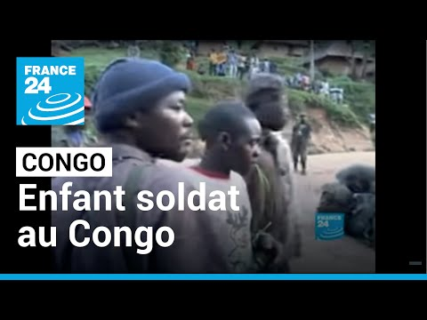 De jeunes congolais rejoignent les milices Mai Mai