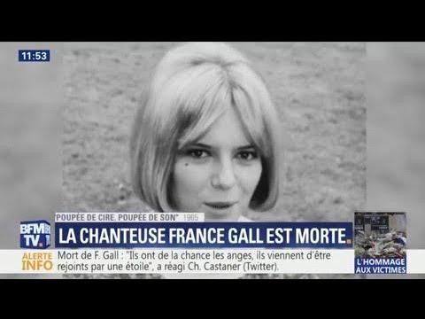 """De """"Sacré Charlemagne"""" à """"Résiste"""", les plus grands succès de France Gall"""