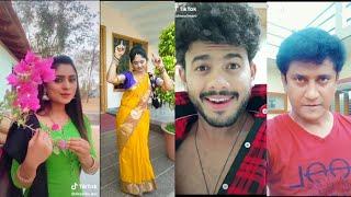 Kannada serial actor dubsmash tiktok videos