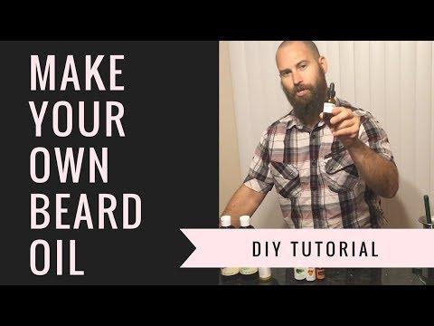 How to make DIY Beard Oil