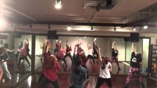 シュープリームス ダンススクール 2014.12.19 Fri. 20:30-22:00 大人の...