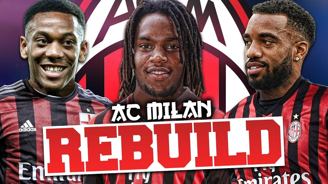 Rebuilding ac milan fifa 17 career mode youtube for Fifa 17 milan