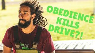Obedience Kills Drive | Grassroots K9