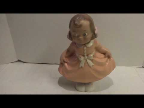1940 Swing & Sway Composition Doll