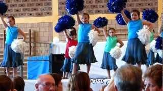 deuxieme danse gala pompom girl 2012 de ma fille