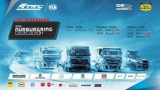 FIA ETRC | #4 Nürburgring 2019 | LIVE -  Race 3