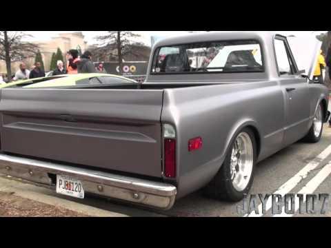 67-70 LSX Swap Chevy C10