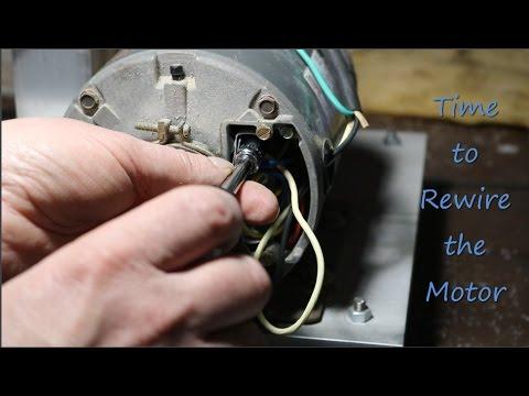 DIY Belt sander Update
