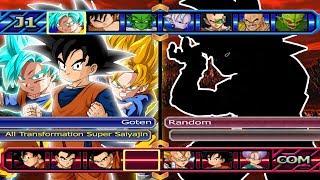 Goten All Forms VS Five Random | Dragon Ball Z Budokai Tenkaichi 3