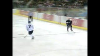 Olympic Games 2006 Hockey goals