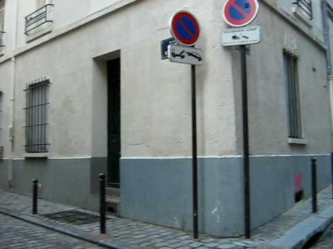 A paris rue andre antoine rue veron youtube for Garage alfortville rue veron