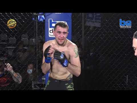 HRMMA 117 Fight 14 Jose Perez vs Nick Maupin 150 PRO