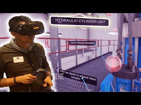Virtual Reality Simulator │ Vlog 045