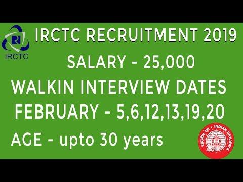 irctc-recruitment-2019-in-telugu- -hotel-management-graduates-jobs-direct-walkin- -telugu-job-portal