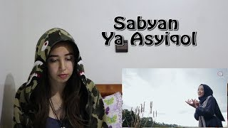 Download Lagu YA ASYIQOL VERSI SABYAN _ REACTION Mp3
