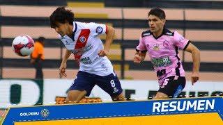 Resumen: Sport Boys vs. Deportivo Municipal (1-1)