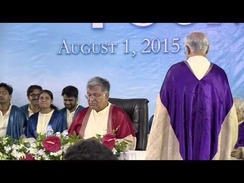 IIT Gandhinagar's 4th Convocation- Full Length