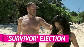 'Survivor' Ejects Dan Spilo After #MeToo Episode