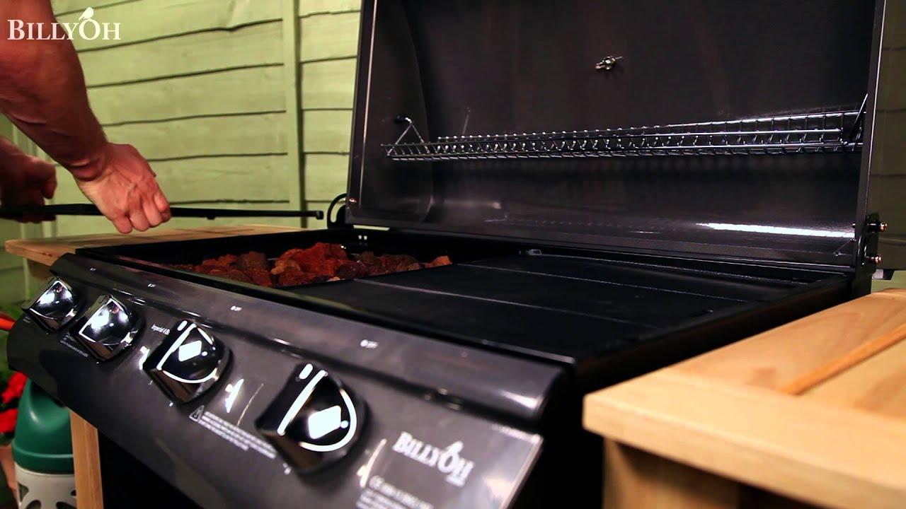 jumbuck 6 burner bbq instructions