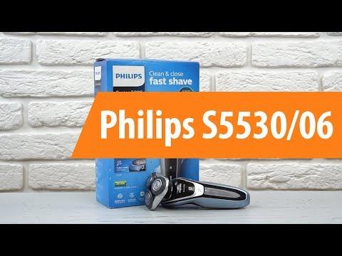 Распаковка Philips S5530/06 / Unboxing Philips S5530/06