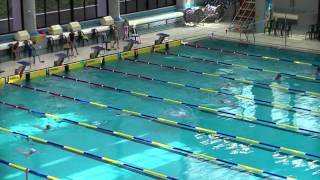 Publication Date: 2015-04-30 | Video Title: 201415 葵涌區學界 聖公會主愛小學 女丙 50米蛙泳初