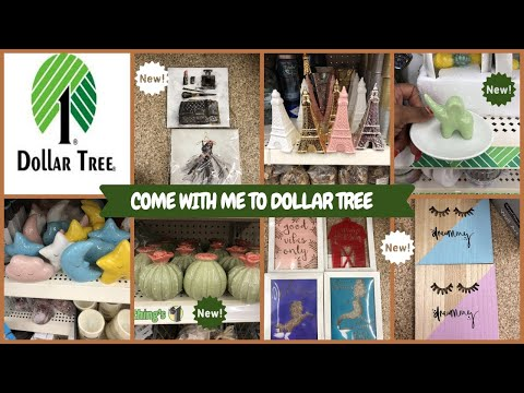 DOLLAR TREE 🌳 NEW FINDS💃WALK-THROUGH|COME WITH ME TO DOLLAR TREE|MUST SEE NEW ITEMS!