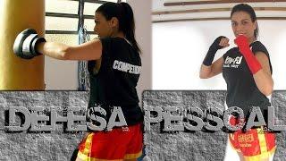 KUNG FU DEFESA PESSOAL FEMININA - aula 2