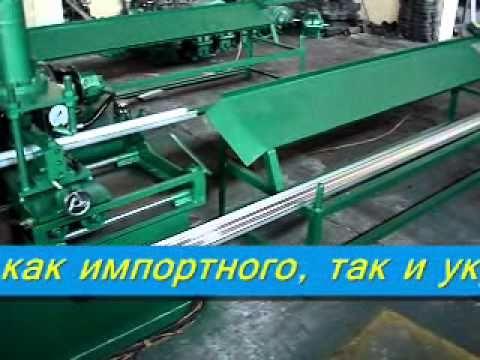 Линии для производства профиля CD-60, UD-27.