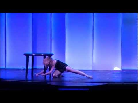 """Migraine"" dance modern JENI ASHKINADZE festival RED SEA JOYS 2012.wmv"