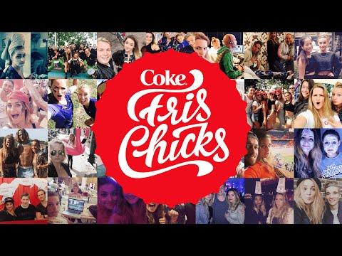 Coke FrisChicks - Channel Trailer 2016