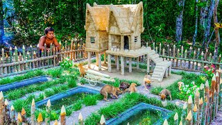 Build Great Ancient Mud Dog House