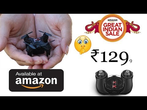 World's Smallest Drone With Camera Best Drones 2018