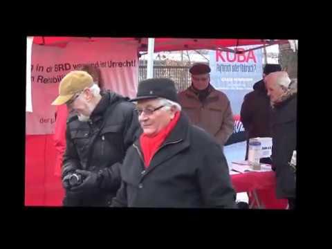 Luxemburg-LIebknecht-Ehrung & LLL-Demo 2016 - Gedenkstätte der Sozialisten - Berlin-Friedrichsfelde