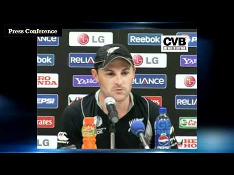 Brendon McCullum: Today was my opportunity
