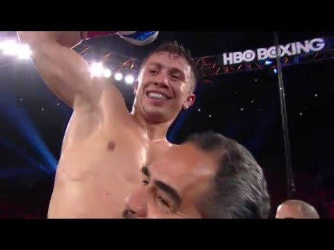 Gennady Golovkin vs. Dominic Wade: HBO World Championship ...
