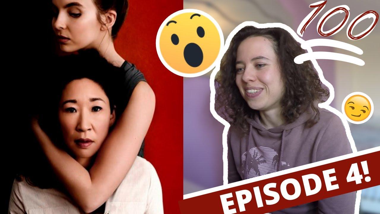 Download Killing Eve Reaction - Season 1 Episode 4