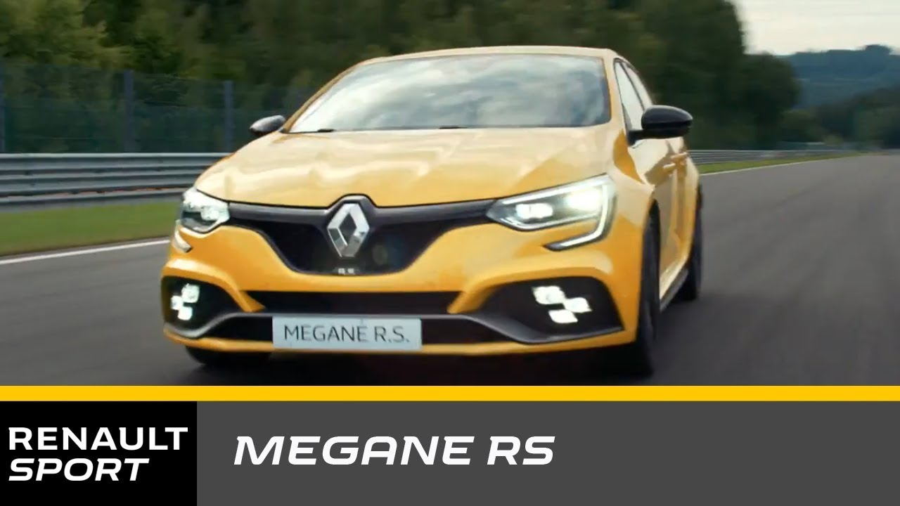Overview | New MEGANE R S  | Cars