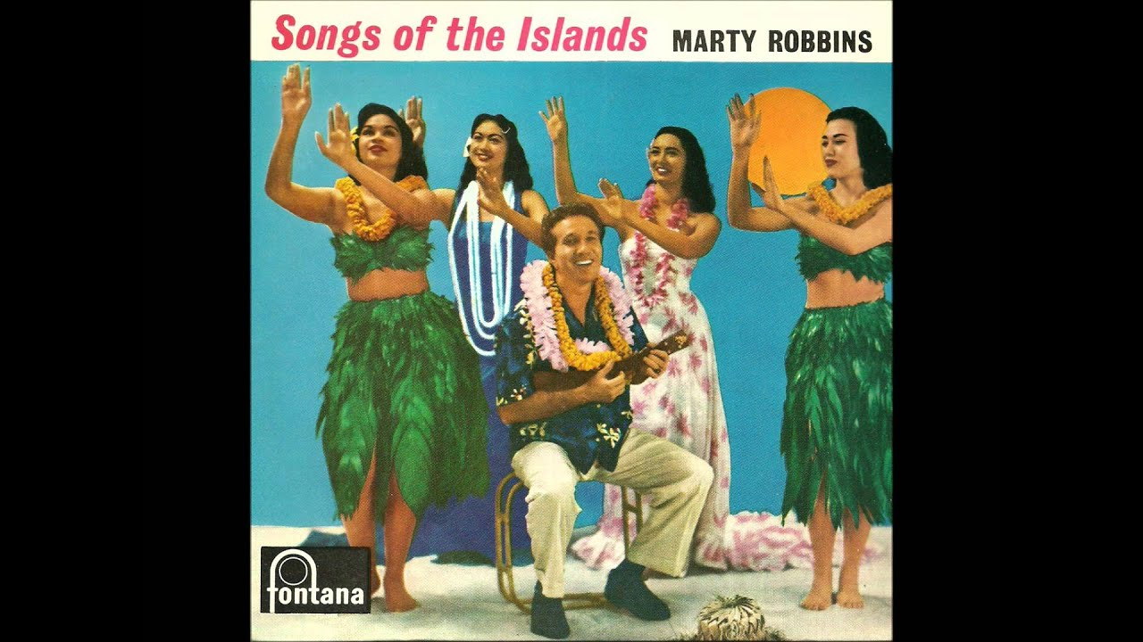Marty Robbins - Don't Worry / Bouquet Of Roses