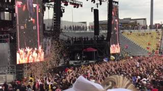 Скачать The Downfall Of Us All Live A Day To Remember Rock On The Range 2016